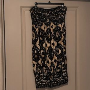 Velvet Black Diane von Furstenberg Dress